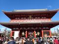 [東京]浅草寺宝蔵門