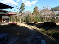 [静岡][掛川城]茶室の庭