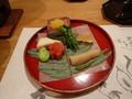[石川][宿飯]前菜