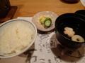 [石川][宿飯]食事