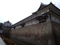 [石川][金沢城]五十間長屋なまこ壁