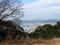 本堂跡からの景色