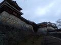[愛媛][松山城]乾門から本丸へ