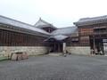 [愛媛][松山城]十間廊下・北隅櫓