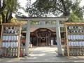 [山梨]武田神社正殿