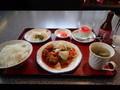[江差]チャイニーズレストラン美華 酢豚セット