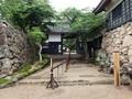 [島根][松江城]一の門