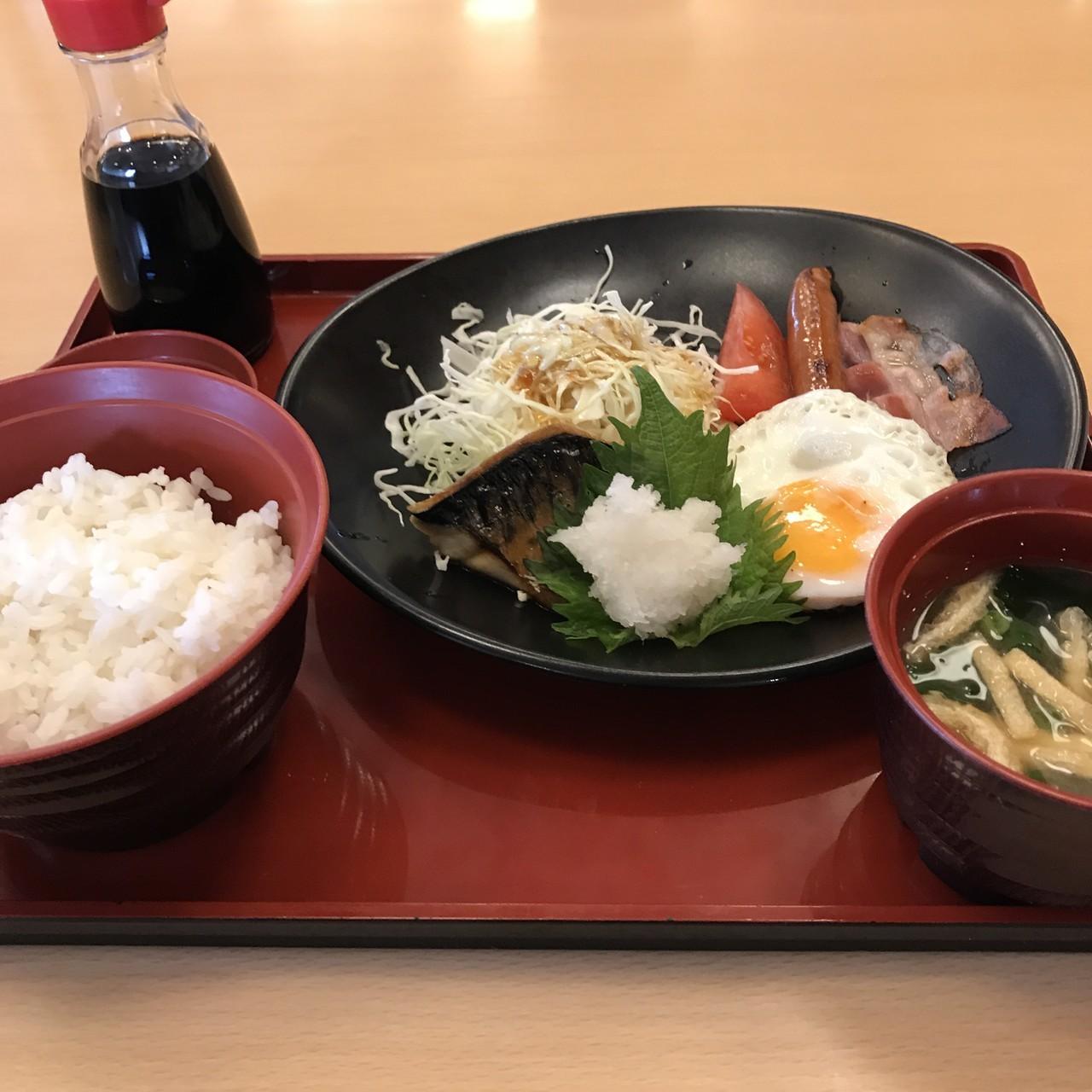朝食@ジョイフル