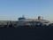 松山港到着