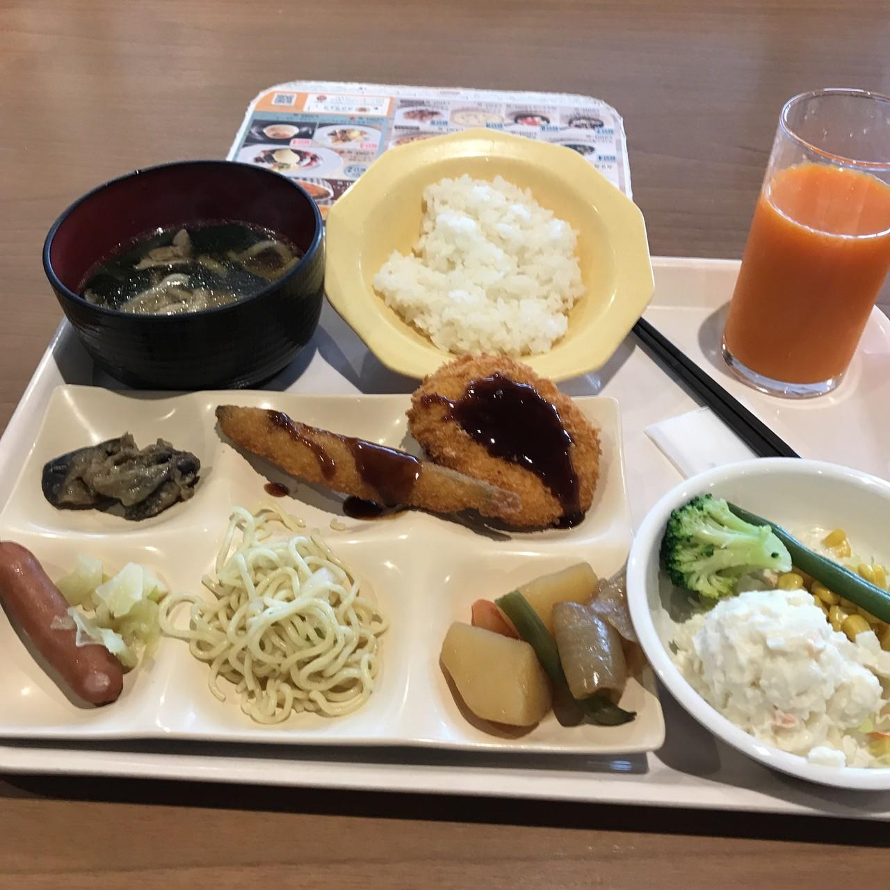 朝食@ココス