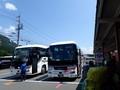 [長野]新島々でバスに乗り換え