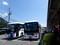 新島々でバスに乗り換え