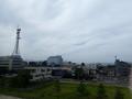 [佐賀][佐賀城]天守台からの景色