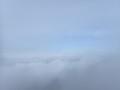 [大分][九重連山]かすかに青空