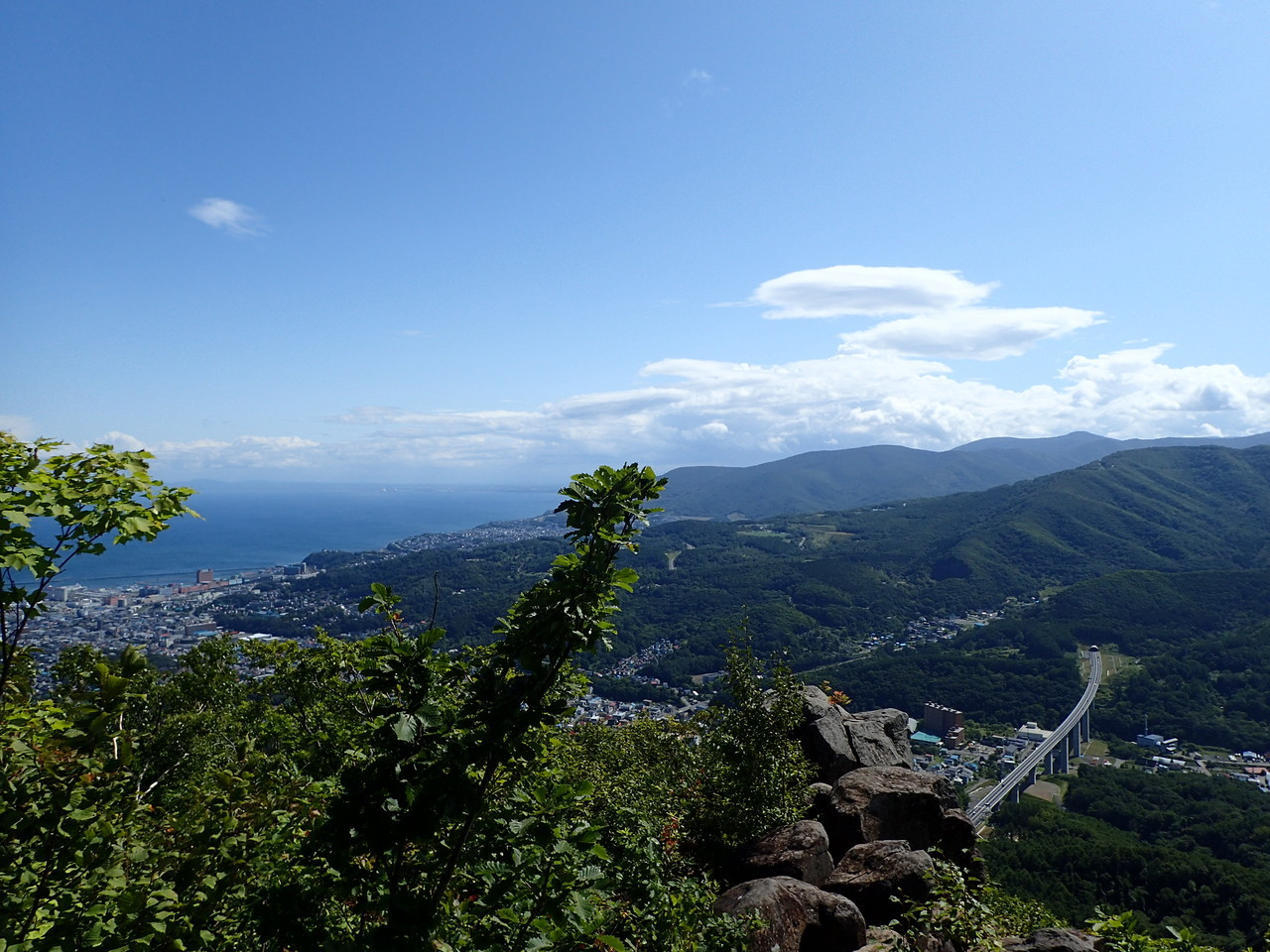 天狗山第3展望台