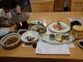 [白老][温泉][宿飯]夕食