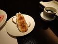 [羽幌][宿飯]厚岸産かきバター焼き