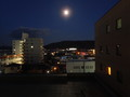 [宮城]ほぼ満月