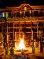 京都新聞写真コンテスト 狸谷不動の火渡り