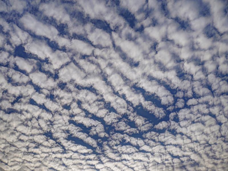 京都新聞写真コンテスト 雲の造形