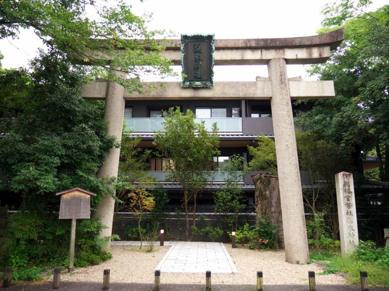 京都新聞写真コンテスト 現代の神殿