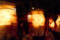 京都新聞写真コンテスト 廻る切子灯籠