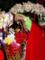 京都新聞写真コンテスト 花篭を捧げ持つ踊り子