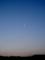 京都新聞写真コンテスト 金星、木星、火星、月、集結