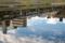京都新聞写真コンテスト 川面の町並み