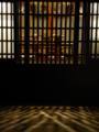 京都新聞写真コンテスト 町家が織成す光の綾