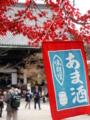 京都新聞写真コンテスト 紅葉もいいけど