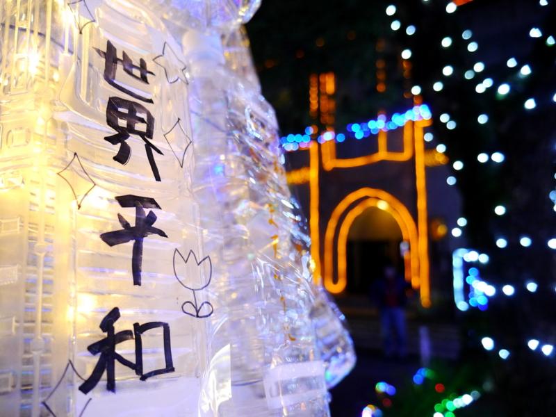 京都新聞写真コンテスト クリスマスの願い