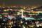 京都新聞写真コンテスト 京阪電飾夜景図