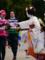 京都新聞写真コンテスト 京都マラソンならではの応援隊