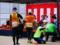 「マラソンそっちのけ」32回京都新聞写真コンテスト佳作