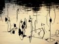 京都新聞写真コンテスト 枯蓮の造形