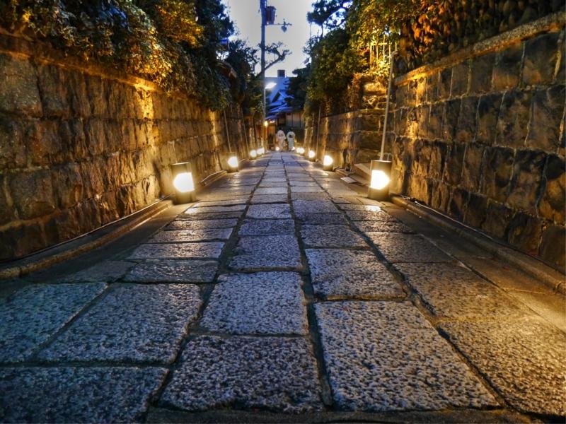京都新聞写真コンテスト 東山花灯路2