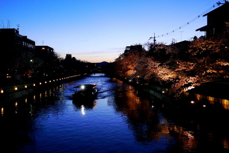 京都新聞写真コンテスト ライトの灯るころ