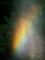 京都新聞写真コンテスト 虹色の噴水
