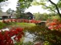 京都新聞写真コンテスト 春の桂離宮