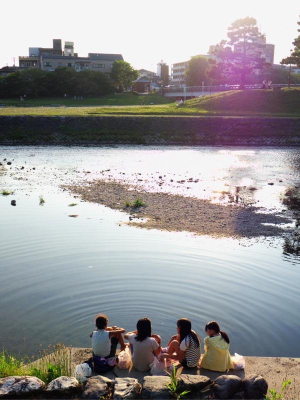 京都新聞写真コンテスト 仲良し
