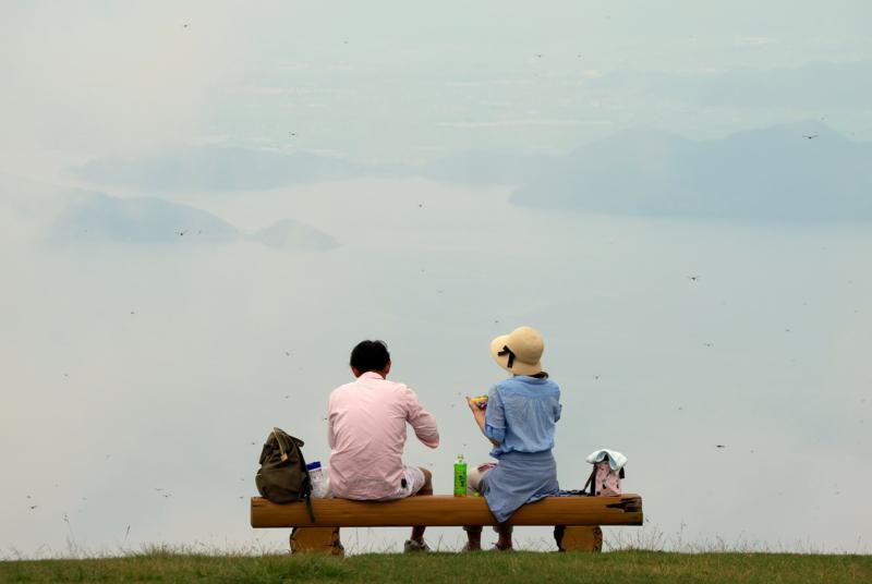 京都新聞写真コンテスト 特等席