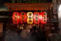 京都新聞写真コンテスト 賑わう山鉾町