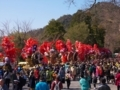 左義長祭@近江八幡
