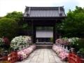 妙満寺にて