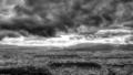 暗雲覆う@大文字山