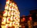 祇園祭後祭宵山鯉山