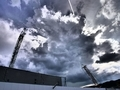 ダイナミックな雲