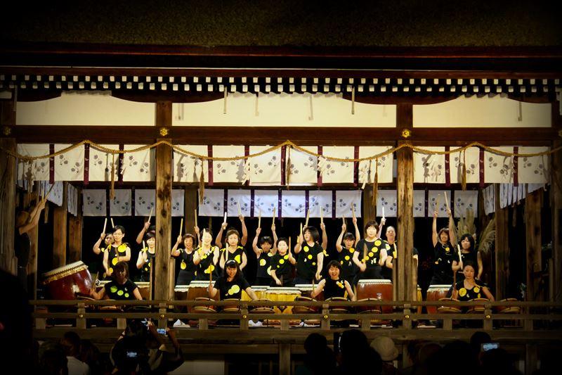 松尾大社観月祭