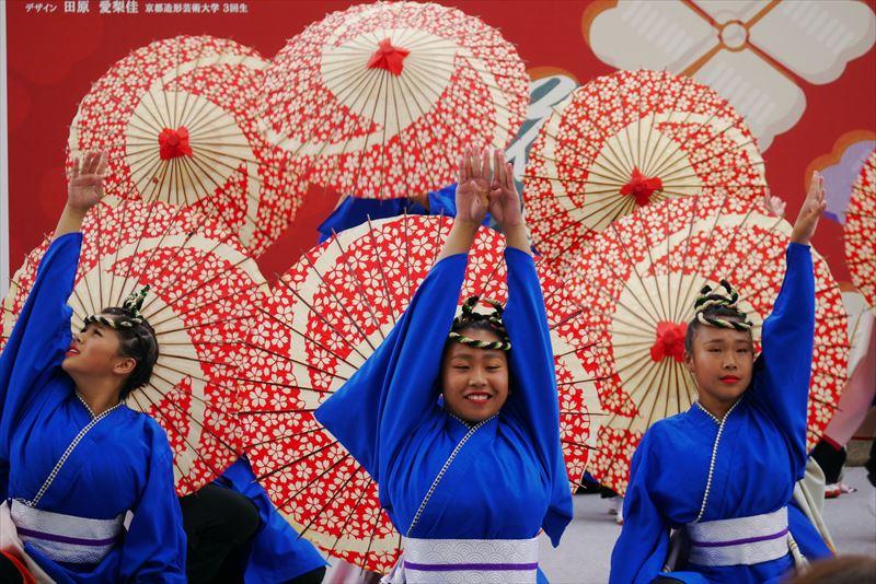 京都学生祭典にて
